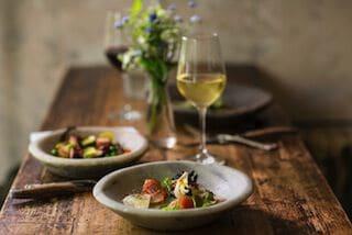 1. Lekker bij elke sauvignon blanc: vegetarisch