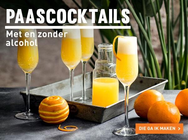De lekkerste paascocktails