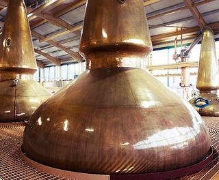een destilleerderij