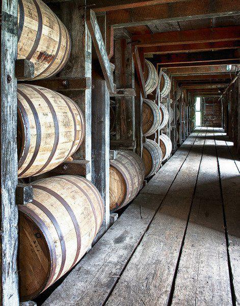 houten vaten