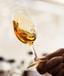 whisky glas draaiend