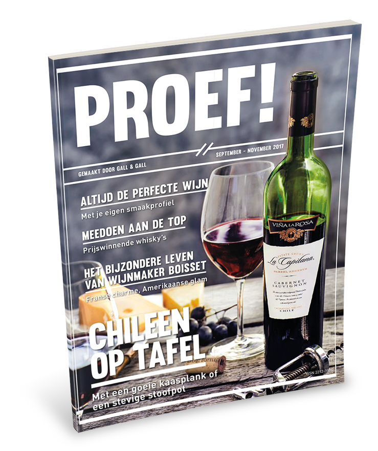 Proef magazine