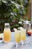 Kleine glaasjes met Scottish apple