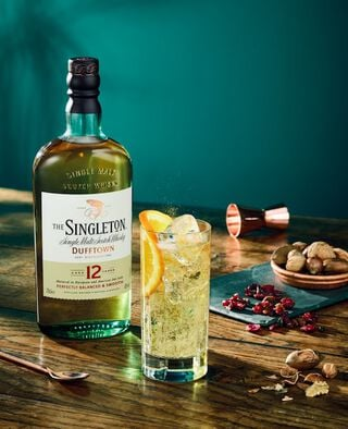 SINGLETON & TONIC IN DE MIX