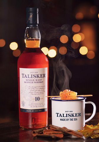 Talisker Campfire Hot Chocolate