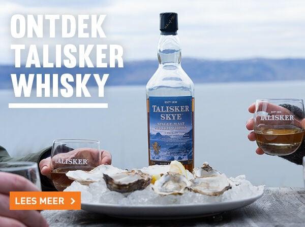 Ontdek Talisker whisky