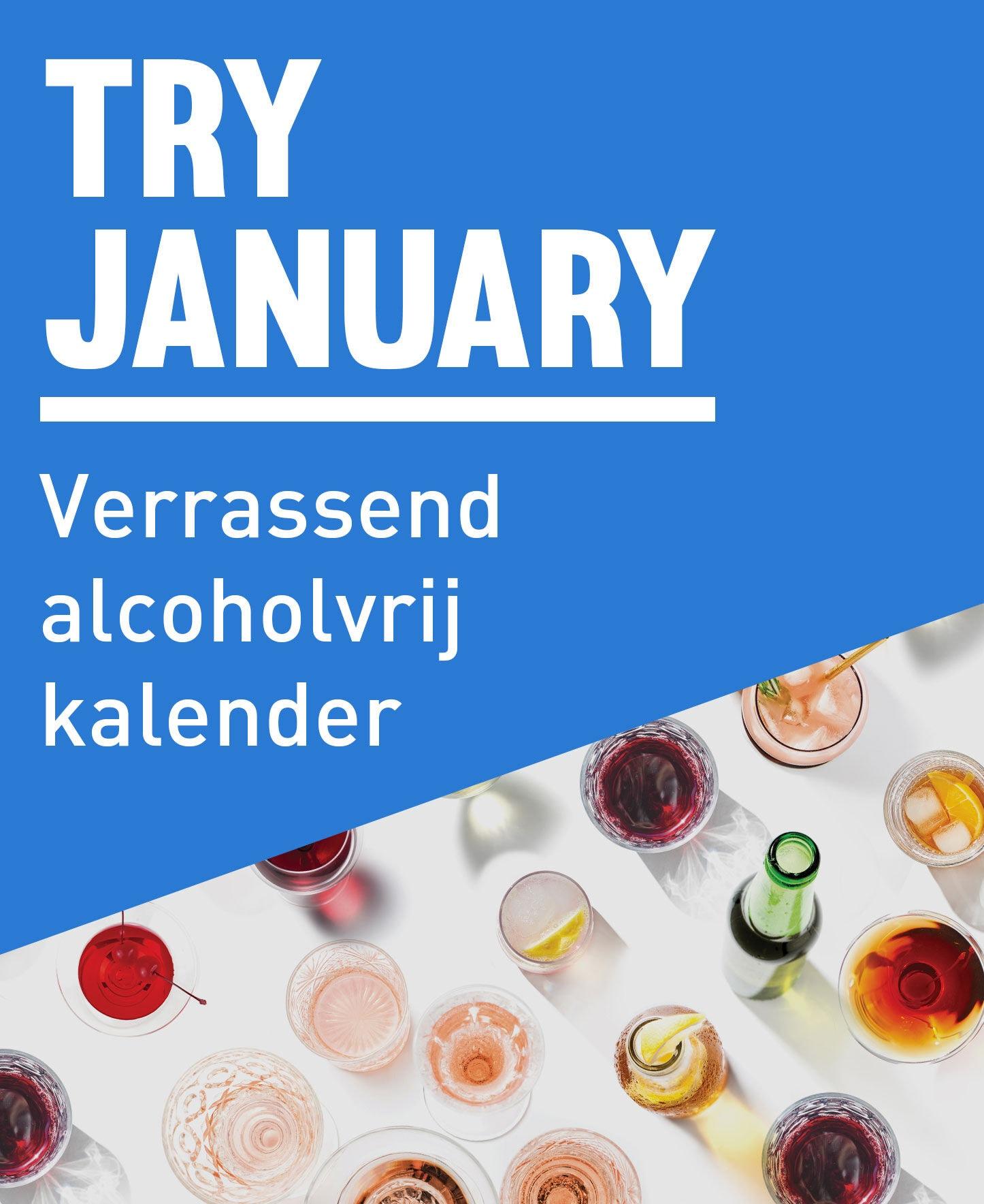 Dry January? Try January!