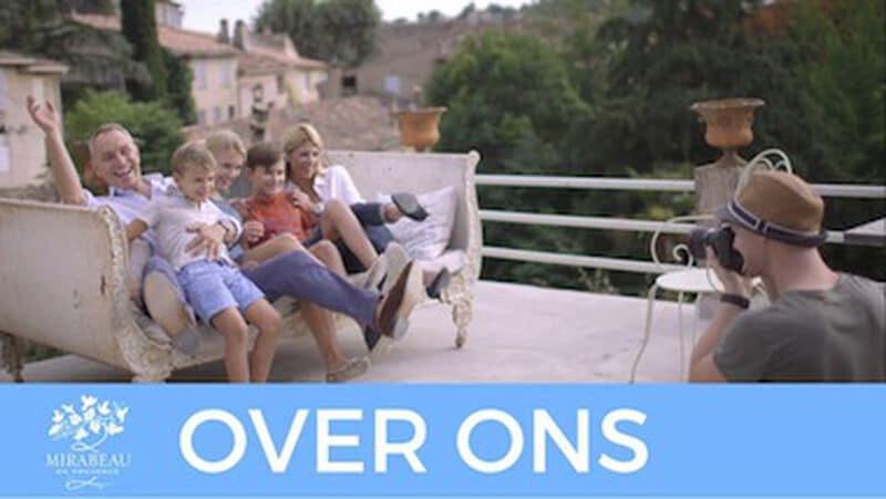 Mirabeau en Provence - Over ons | Provence rosé