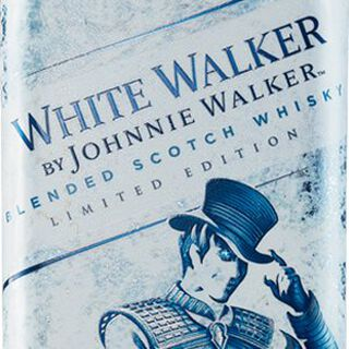 johnny walker white walker label