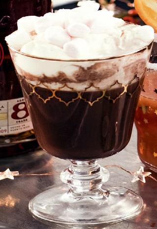 koffie rum cocktail