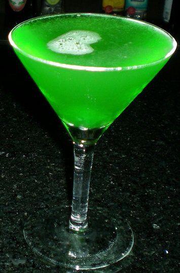 Heksendrank cocktail