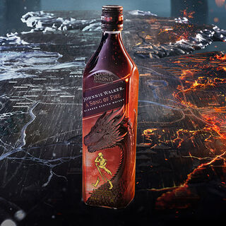 Song of Fire by Johnnie Walker