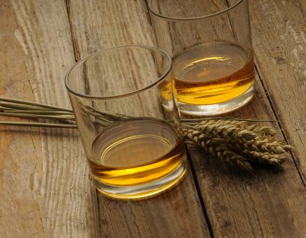 Glas Bourbon