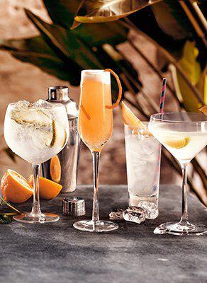 cocktails voorbeelden