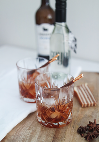 Mata Bali cocktail