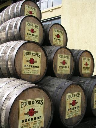 Vaten Four Roses Bourbon