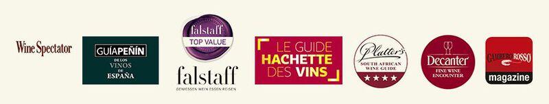 wijnmagazine logos