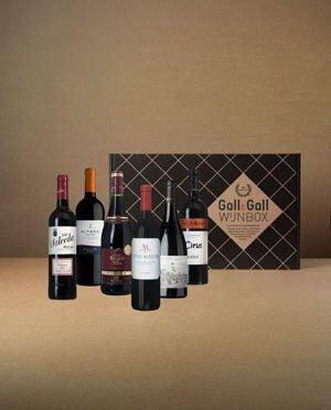 Royal Red wijnbox