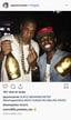 Instagram bericht van Jay Z met Cristal