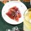 Een stukje sashimi