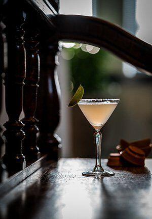 Bandito Blanco cocktail