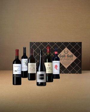 Big Red wijnbox
