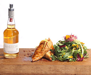 whisky kip salade