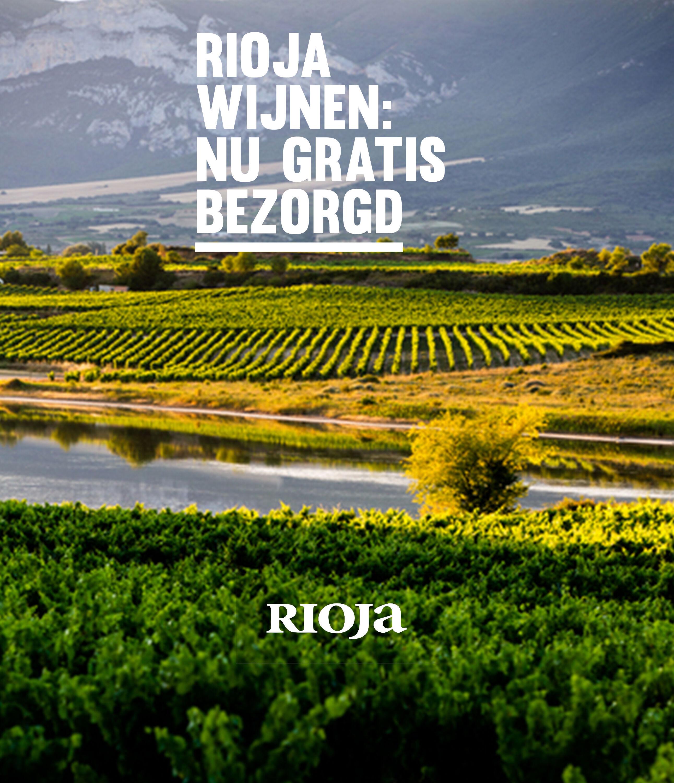 Naar de Rioja's