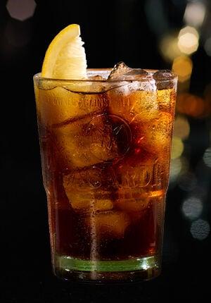 Bacardí Limon & Cola