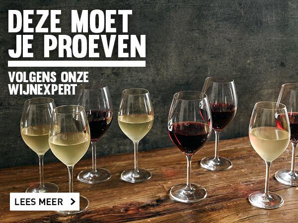 Wijntips van de expert!
