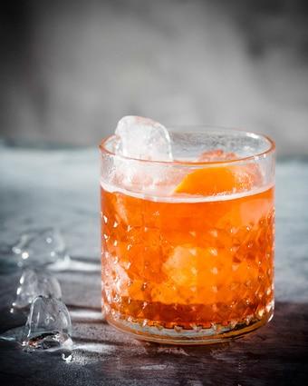 Een glas Rum Sour