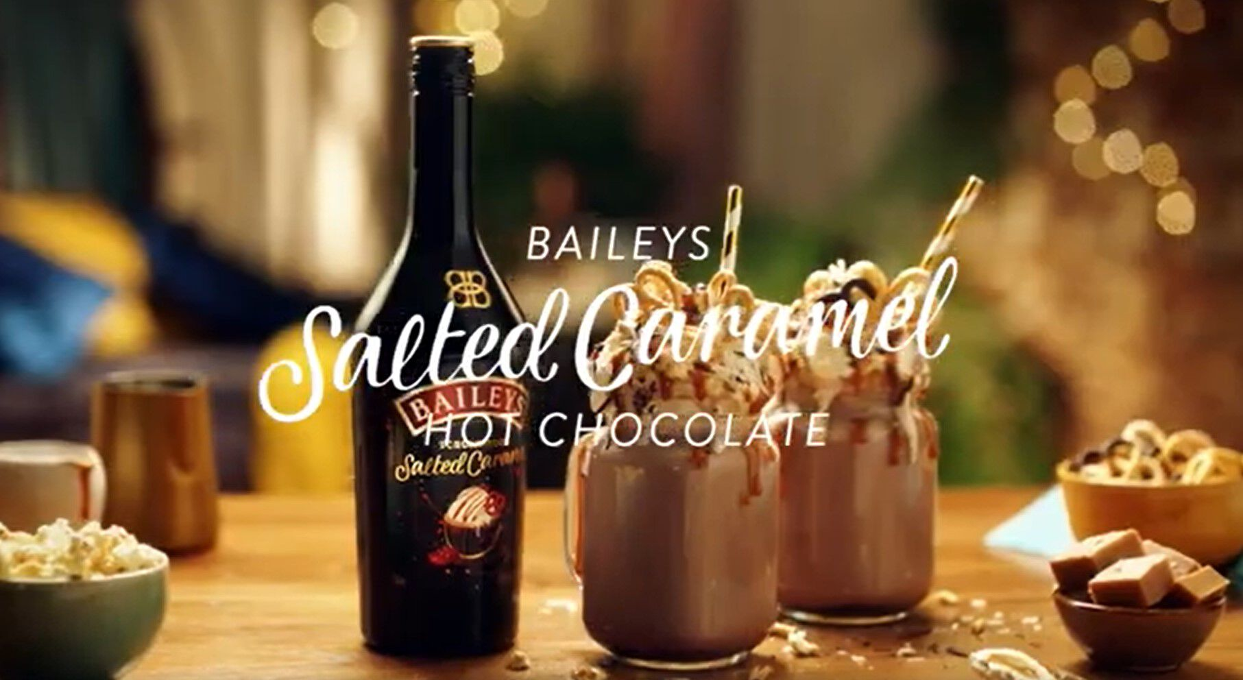 Baileys Salted Caramel Chocolate
