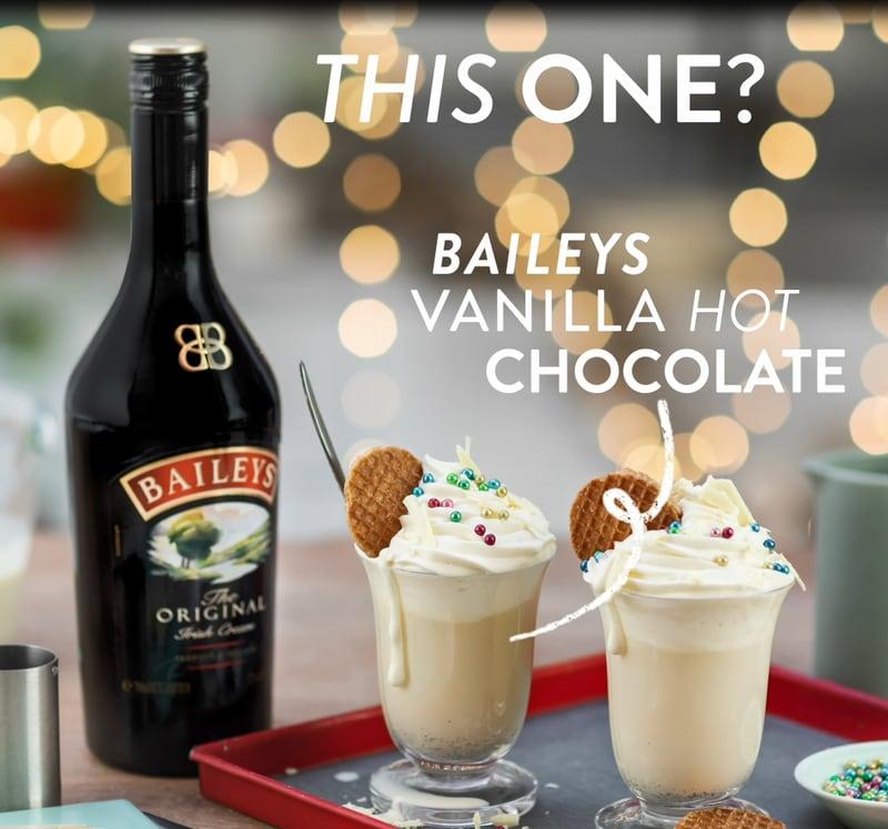Baileys recepten