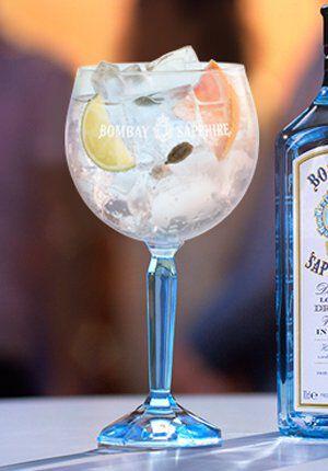Gin & Tonic Cardamom Delight