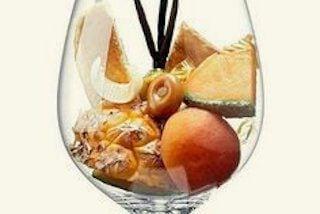 Glas met smaken