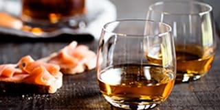 twee glazen whisky
