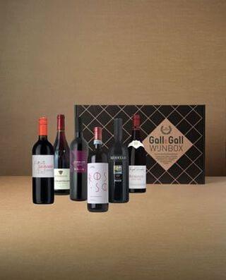 fresh red wijnbox
