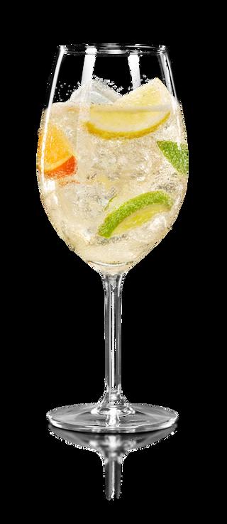 Een glas Freixenet Sangria
