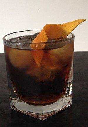 Jack's Godfather cocktail