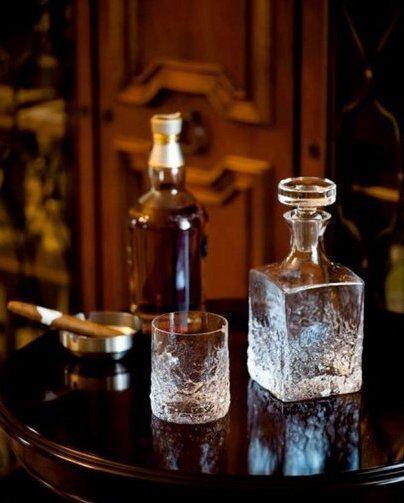 karaf whisky fles