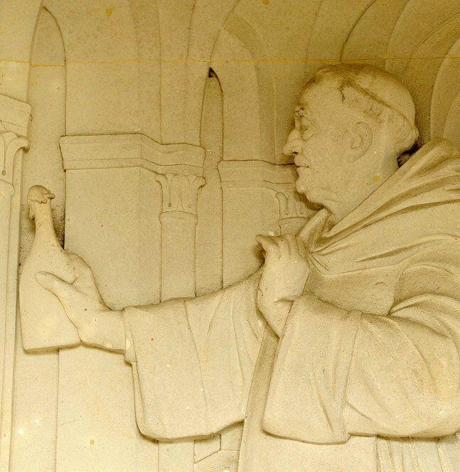Monnik Dom Pierre Pérignon