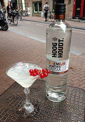 Hooghoudt Triple Daisy cocktail