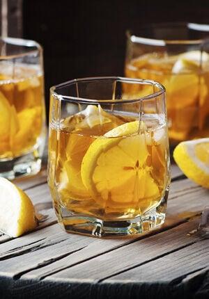 Johnnie Collins cocktail