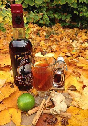 Bermuda Tea Grog
