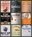 bekende whiskey labels