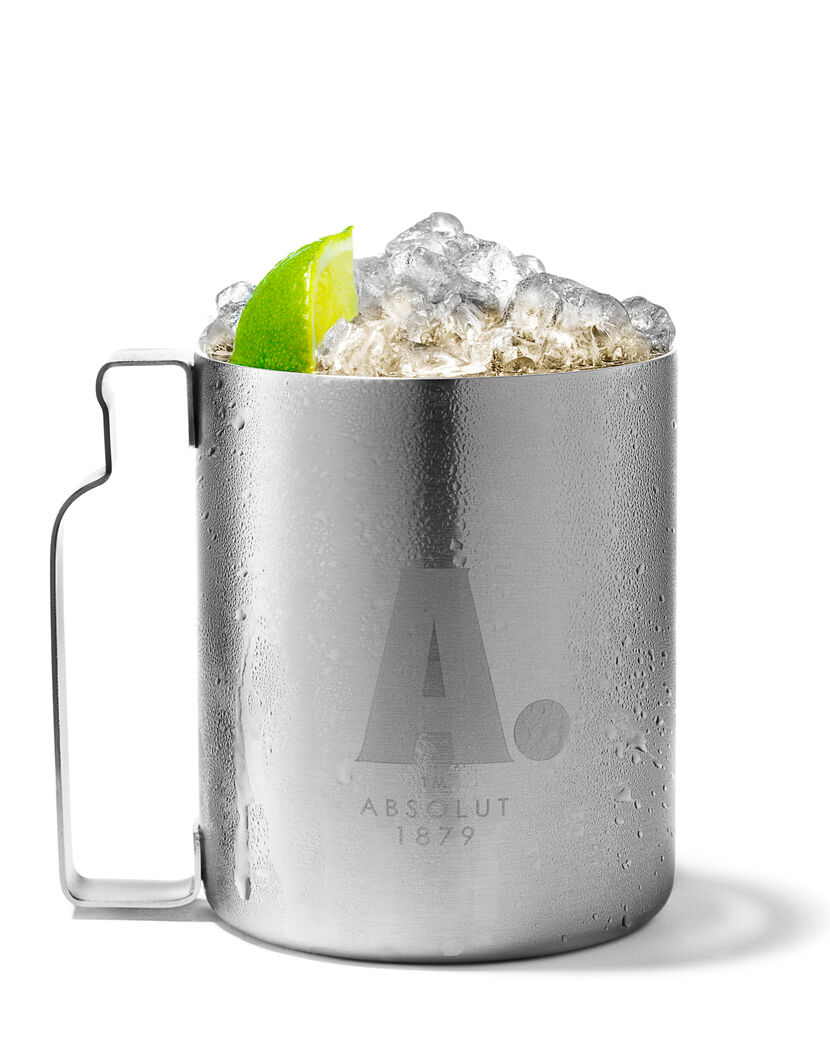 Cocktail: Moscow Mule