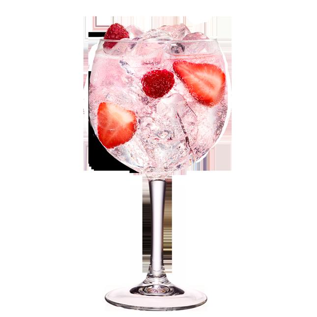 Gordon's Pink Gin en Tonic