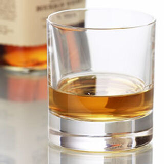 Glas Canadese Whisky