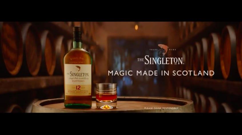 THE SINGLETON: MAGIC MADE IN SCHOTLAND