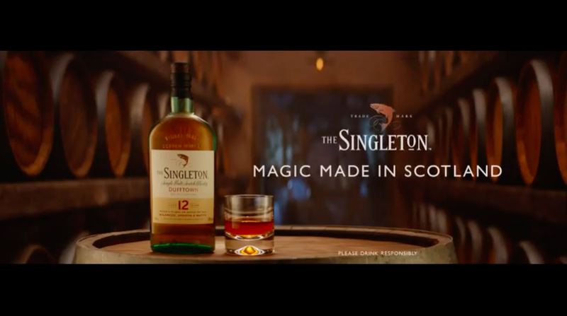 THE SINGLETON: MAGIC MADE IN SCHOTLAND